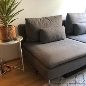 Ikea Söderhamn sofa i grå. Sælges pga den ikke bliver brugt. Kan afhentes i NV på 1 sal😊 bud modtages