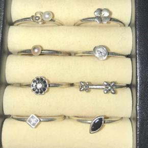 💵 35 kr pr. Stk (ekskl. Fragt) 📏 Str. M/55-56 🏷 Spinning jewelry