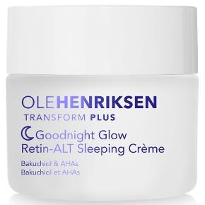 Ole Henriksen Transform Goodnight Glow Retin-ALT Sleeping Créme 50 ml - Normal pris 575 kr