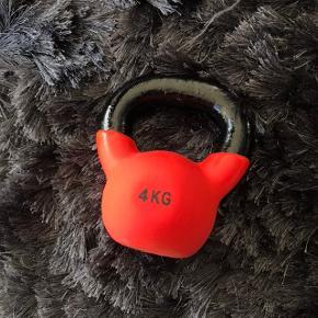 Kettlebell 4 kg.