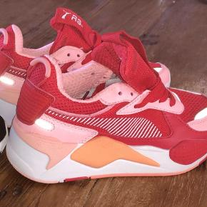 Røde Puma Rs-x sneakers.