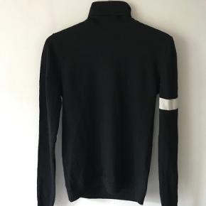 Wood Wood - Rullekravesweater, str. M.