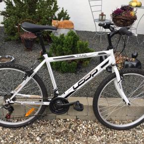 """Helt ny Mountainbike af mærket Loop, 21 gear  Aldrig brugt    26"""" hjulstørrelse   Kan afhentes i Dalby eller Valby  Prisen er 1000kr"""