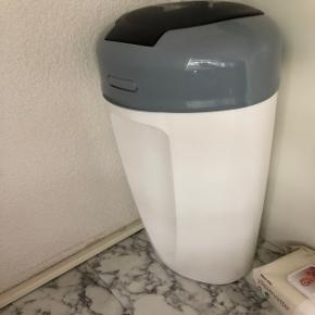 BlespandDen der følger med i Babysams babypakke Gratis og aldrig brugt.  Ved interesse kan poser og købes