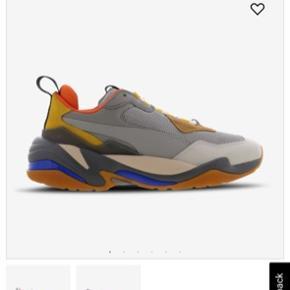 Puma Thunder Spectra sneakers i str 40. Kun brugt få gange, så de fremstår næsten som ny.  Købspris: 999,95 kr Sælges for: 500 kr.  Kan afhentes hos mig i Vanløse eller sendes med dao.