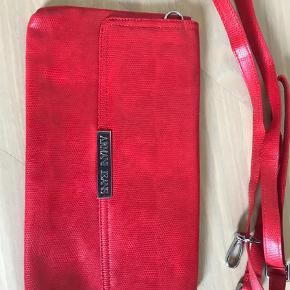 Varetype: Håndtaske Størrelse: X Farve: Rød