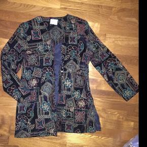 Retro jakke. Str M/L