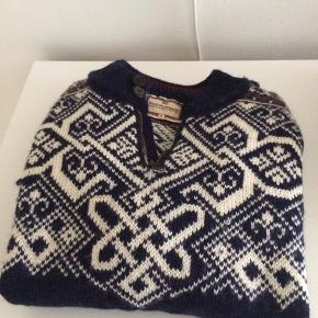 Norsk uldsweater