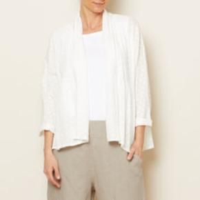 Style Jaella Smuk cream jakke