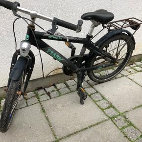 Fed drenge cykel 20 tommer- mange gode kilometer tilbage i den 🚴🏻♂️🚴🏻♂️