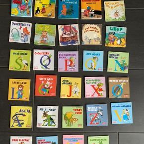 Pixi bøger 29 stk. Sælges samlet. Kan sendes for 39 kr.