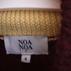 Fin ulden vinter-strikkjole sælges