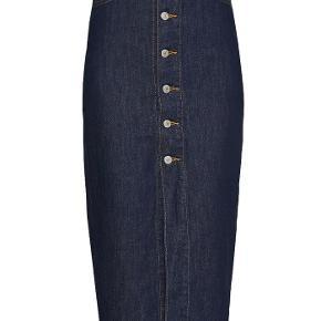 Cowboy nederdel - hedder størrelse 27. brugt en gang