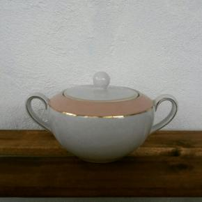 Arzberg vintage porcelæn stel 💚🍃🍃🍃fineste sukkerskål /lågkrukke kr 55
