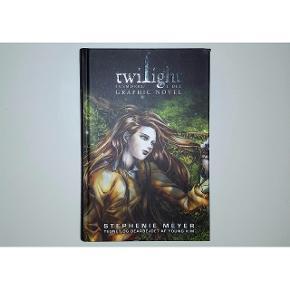 Twilight  Tusmørke 1. Del   Tegneserie   Velholdt og i pæn stand  Byd endelig   Afhentes i Odense N eller sendes på købers regning