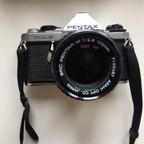 Selling this Pentax ME Super analogue camera as I have another one already. It works well and extra lenses can be bought as well if interested.