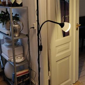 Floor lamp from IKEA.50kr, pick up close to Amagerbro St.   Light bulbs are included.