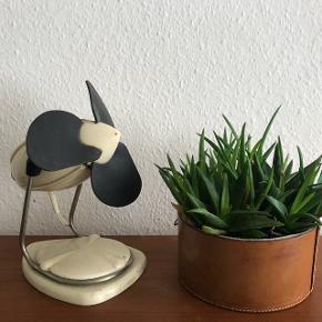 Ventilator fra 50'erne
