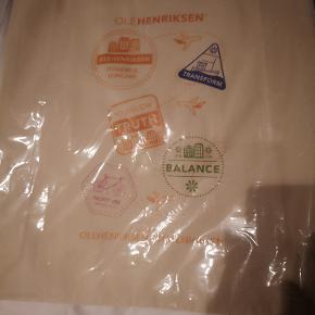 Vi skal spare på vores forbrug af plastisk og Ole Henriksen har lavet dette net,som man faktisk ikke kan købe medmindre man sender nogen :) Prisen er hel fast :)