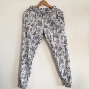 Blomstrede sweatpants