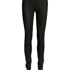 Lækre Plongy skind leggings fra Day Birger. Ny med mærke