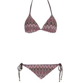 Sælger den populære bikini fra Ria Ria Copenhagen. Np var 375. Brugt 1 gang. Cond 10/10. Bikinen er virkelig flot, men den er desværre blevet for lille til mig.