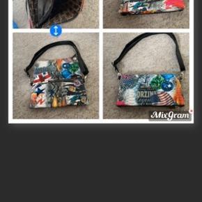 Rigtig fed taske. Sælger den fordi jeg ikke bruger den mer. Kan sende den. Kan godt forhandle lidt med prisen hvis det er.