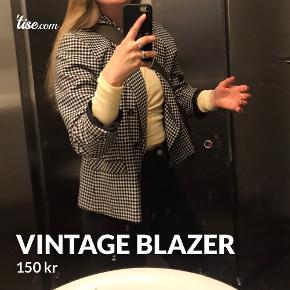 Vintage ternet blazer