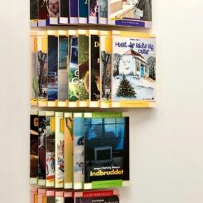 BYD!  For flere billeder se i kommentar.  TILGANG: Læseværkstedet tilbyder et stort udvalg af frilæsningsbøger til unge og voksne, der har svært ved at læse. Bøgerne er overskuelige, og emnerne er udvalgt, så de er relevante for målgruppen. Størstedelen af bøgerne er fiktion, andre er bibliografier, og nogle er inspireret af virkelige hændelser.  Serien er inddelt i fire niveauer:  * Rødt niveau (lix 7-10) * Grønt niveau (lix 13) * Gult niveau (lix 20) * Blåt niveau (lix 25-30).  Indbinding: Hæftet.  Sprog: Dansk.  Genre: Skole og lærebøger.  Forlag: Special-pædagogisk forlag.  Se også mine andre annoncer ;)