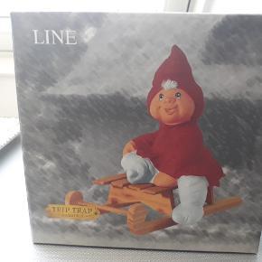 Line er solgt  Kan evt afhentes i Kolding  Astrid er 7 cm i højden, Anne er ca 21