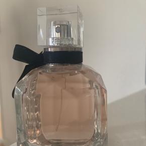 Mon Paris Eau de parfum 50ml Prøvet et meget lille pift Bytter ikke
