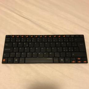 Trådløs tastatur til pc, mac, tablet