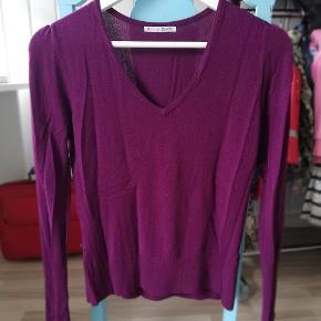 Smuk tynd sweater fra Ysatis, brugt 1 gang. Sender gerne og hurtig 🚀📬😍