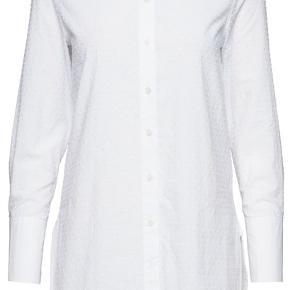 Hvid by Malene Birger skjorte, helt klassisk