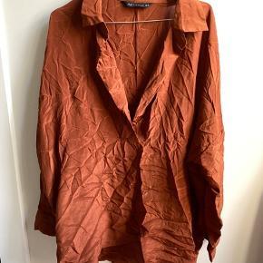 Smuk silke skjorte fra Zara