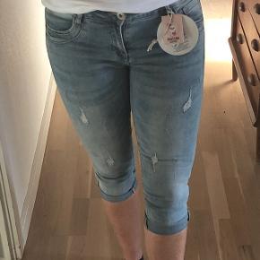 Mozzaar forever jeans knickers str. M - passer en str. 38 Aldrig brugt Nypris 370 kr