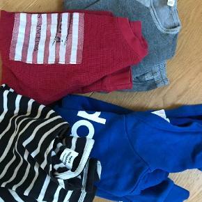 Varetype: Tøjpakke Størrelse: 8 år Farve: Multi  Diverse drengetøj fra bla ZARA, Nørgaard, Adidas & levis Mp: 400pp  Handler kun mobilepay