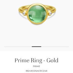 Julie Sandlau Prime ring og Julie Sandlau Prime vedhæng med halskæde