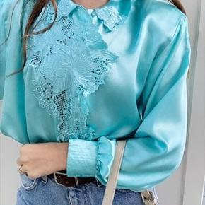 Så smuk vintage skjorte sælges!
