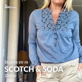 Scotch & Soda skjorte