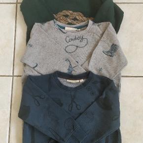 3 Soft Gallery trøjer i én pakke! Alle i rigtig fin stand men blevet for små :-)