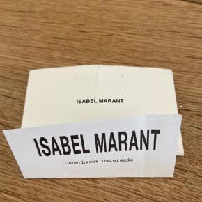 Tilgodehavende til Isabel Marant. Gavekortet er gældende fra  1/10-20 og 3 år frem