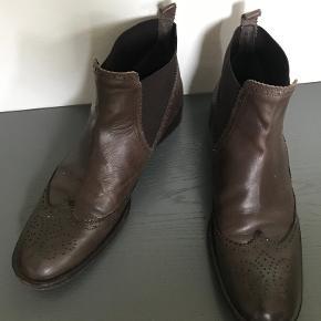 Pedro García støvler