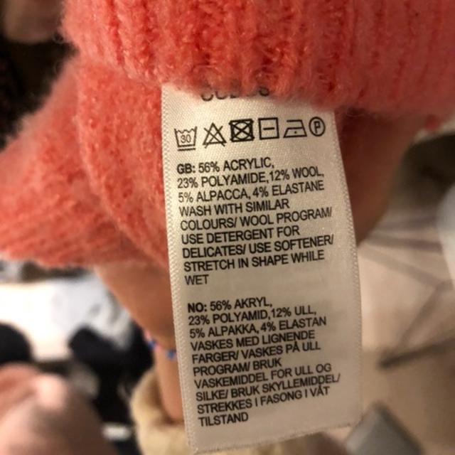 H&M, Cardigan, Strl: 36, Grå, UllAkryl