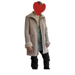 Armani pels- & skindjakke