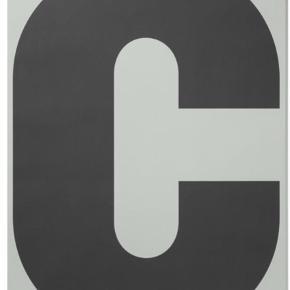 Brand: Concept Store Varetype: Plakat Størrelse: 70*100cm Farve: Lysegrå,Lysegrøn,Sort Prisen angivet er inklusiv forsendelse.  Stor C-plakat sælges.  Aldrig brugt, kun rullet ud og set på og tilbage i røret.  300kr inkl forsendelse.