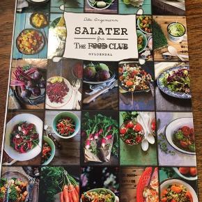 Ditte Ingemann: Salater fra The Food Club, Gyldendal 184 sider, 2013. Som ny. 100kr Kan hentes Kbh V eller sendes for 40kr DAO