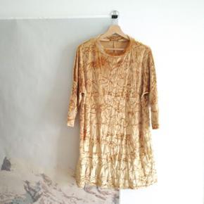Velvet party dress (s/m)