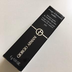 Giorgio Armani læbestift! Aldrig brugt!  270 for nypris!