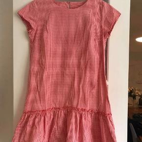 Rød/hvid ternet kjole 😁